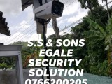 CCTV Camera Supply & Installation