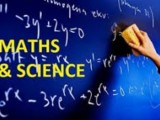 Science and Maths  Grades 6 to O/Ls