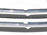 Alfa Romeo Sprint bumper (1954-1962) stainless steel