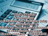 Book Keeping & Tax Services