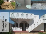Sea side house for sale in Trincomalee town