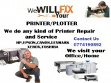 Printer Repair (Visit Home/Office)