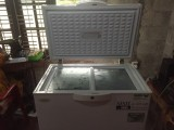 Sisil 157L deep freezer for brand new condition