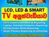 LCD , LED Smart 4k TV Repair