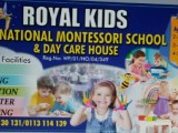 Royal Kids International Montessori School and Day Care House