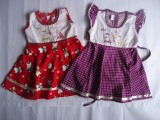 Kids girl frock double pack