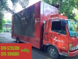 Promotion Trucks,Led video wall For Rent 076 3946061 Colombo Srilanka