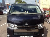 Rent a Car - Toyota Hiace (KDH)