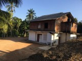 Land with a half built House in Weligama