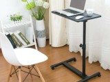 Portable Folding Computer Desk Laptop Notebook Reading Table.