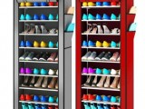 New 9 Layer Multi-Purpose Shoe Rack