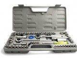 40 Pc Multi Purpose Combination Socket Wrench Set (Aiwa).