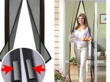 Magic Mesh Screen Door