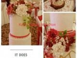Wedding cakes and structures