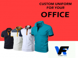 Coutom Uniform for Your Office