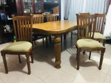 Dining Table ( Teak) - For Sale