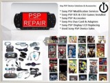 Sony PSP Modification & Repair Services