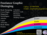 Freelance Graphic Designing