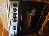 Italian 5 Gas burner, grill and oven