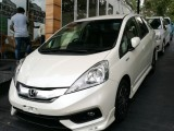 Honda Fit Shuttle 2013