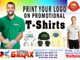 Promotional T-shirts print
