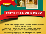 Luxury House For Sale In Kandana