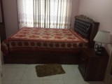 Modern Teak Bed For Sale