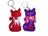 Hand made Cute Kitty Key Chain new 2020 Car Hand Bag Key ring