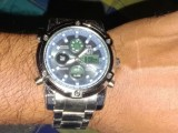 Japanese Quartz Dual Watch Men (2 yrs Warranty)