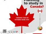 Looking to study in Canada