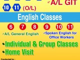 English & ICT Classes