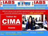 CIMA - Individual & Group Classes