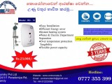 HOT WATER HEATER (INSTANT) - CONTROMODA