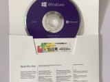 Windows 10 Pro 64 Bit DVD + NEW & SEALED Activation COA Sticker Key